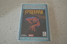 Spiderman PC CD-ROM Brand NEW SEALED