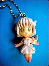 Tokyo MewMew Figure  Key chain pastel shades Mew figure