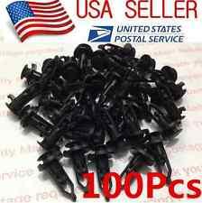 100 Pcs Bumper Retainer Clips fit TOYOTA LEXUS SCION 52161-16010 52161-02020