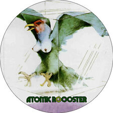 IMAN/MAGNET ATOMIC ROOSTER . blues rock free bad company led zeppelin canned tea