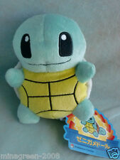 HTF JAPAN Pokemon Center Limited POKEDOLL 2013 SQUIRTLE with Paper Tag Plush