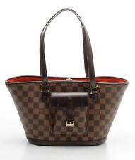 Louis Vuitton Damier Ebene Manosque PM Tote