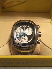 Invicta Lupah Revolution Swiss Chronograph Stainless Watch