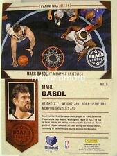 Panini nba (Adrenalyn XL) 2013/2014 - #006 marc gasol-board members