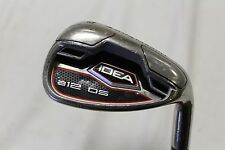 Used Adams Idea A12 OS PW Pitching Wedge ProLaunch Blue 55 Senior Flex Graphite