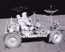 DAVE SCOTT APOLLO 15  MOON WALKER - 1st ROVER EVA - HAND SIGNED 8x10 PHOTO W/COA