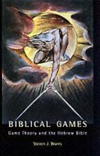 Biblical Games: Game Theory and the Hebrew Bible by Brams, Steven J.