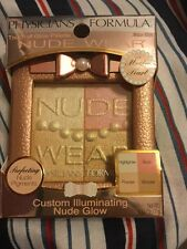 Physicians Formula Nude Wear Touch of Glow Makeup Palette, Medium #6399