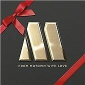 Various Artists - From Motown With Love (2015 - 3 CD) **NEW**
