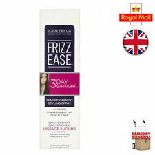 JOHN FRIEDA FRIZZ-EASE 3 DAY STRAIGHT HAIR SPRAY X 100ML New & Boxed