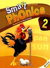 Smart Phonics New Edition Smart Phonics 2 : Student Book Paperback w/CD