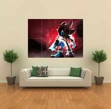 SHADOW THE HEDGEHOG PS3 SONIC NEW GIANT ART PRINT POSTER PICTURE WALL G030