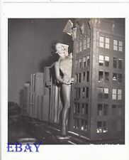 Noel Neill sexy Photo from Original Negative Invasion U.S.A. production shot