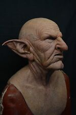 The Goblin Silicone mask by Metamorphose Masks( metamorphosemasks.com)
