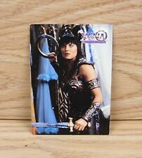 Xena Warrior Princess - Series 3 (24) Chakram Assault Battling on Trading Card
