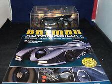 Eaglemoss Batman Automobilia - Issue 1 - The Batman Returns Batmobile