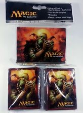 80 ultra pro Deck protector sleeves + deckbox-Squee