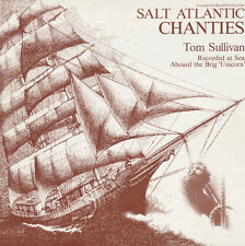 Tom Sullivan - Salt Atlantic Chanties [New CD]