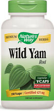 Wild Yam Root - 180 VCaps - Nature's Way