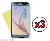 3x HQ MATTE ANTI GLARE SCREEN PROTECTOR COVER FILM GUARD SAMSUNG GALAXY S6