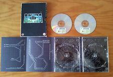 AKIRA - 2 DVD - EDICION ESPECIAL CASEBOOK - CASEBOOK SPECIAL EDITION - DE CULTO