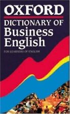 Oxford Dictionary of Business English for Learners of English (1993,...