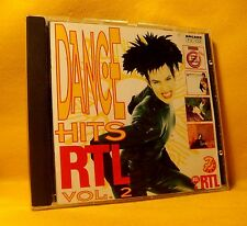 CD Dance Hits RTL Vol. 2 Compilation 20TR 1994 Euro House