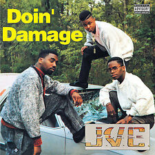 Doin' Damage [PA] by JVC Force (CD, Jul-2005, Traffic Entertainment Group) NEW
