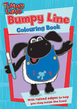 Timmy Time Bumpy Line Colouring Book by Egmont UK Ltd (Paperback, 2009)