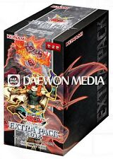 "Yu-Gi-Oh Card ""EXTRA PACK 2016"" Booster box (30Packs) / Korean"