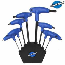Park Tool PH1 - P-Handled Allen Key Bike Maintenance Hex Wrench Set 2mm-10mm
