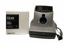 Polaroid Image 1200ff Instant Camera with Impossible Colour Film
