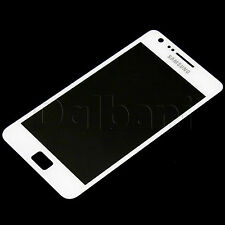 41-06-1048 White Replacement Screen Glass Display for Samsung Galaxy S2 I9100