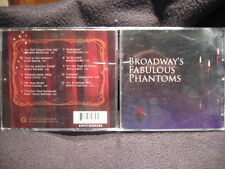 Broadway's Fabulous Phantoms by Various Artists (CD, Jan-2005, Lucky Lai Product