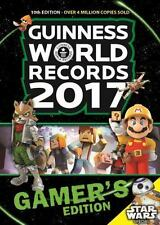 Guinness World Records Gamer's Edition 2017 by Guinness World Records (2016,...