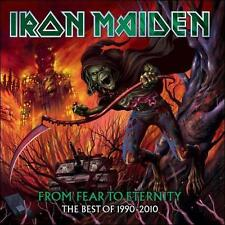 IRON MAIDEN - FROM FEAR TO ETERNITY - THE BEST OF 1990-2010 - 2 CD SET!