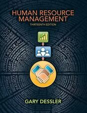 Human Resource Management by Gary Dessler (2011, Hardcover, Revised)