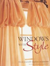 Windows with Style: Do-it-yourself window treatments, The Editors of Creative Pu