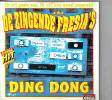 De Zingende Fresias-Ding Dong cd single