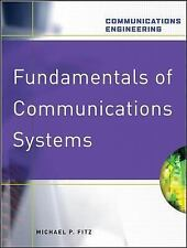 Fundamentals of Communications Systems by Michael P. Fitz (2007, Hardcover)