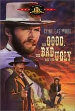 Good Bad & Ugly  DVD Clint Eastwood, Eli Wallach, Lee Van Cleef, Aldo Giuffrè, L