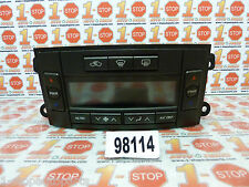 07 2007 CADILLAC CTS AC HEATER CLIMATE TEMPERATURE CONTROL 15861855 OEM