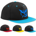 Pokemon Go Baseball Hat Team Mystic InstInct Valor Blue Yellow Red Embroider Cap