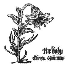 The Body - Christs Redeemers CD 2013 digi sludge doom