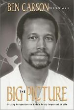 The Big Picture - Ben Carson (Hardcover) What's Really Important in Life