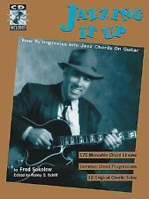 Jazzing It Up : How to Improvise with Jazz Chords on Guitar (2002, CD /...