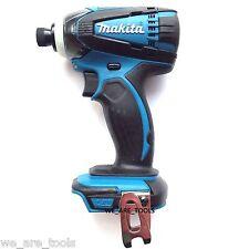 """New Makita 18V XDT04 Cordless 1/4"""" Impact, Driver, Drill 18 Volt LXT"""