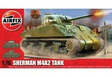 Airfix A01303 1/76 Plastic WWII US Sherman M4A1 Welded Hull