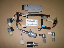 GM 4L60E Transmission Master Solenoid Kit Epc Shift Tcc Pwm 3-2 1996-02