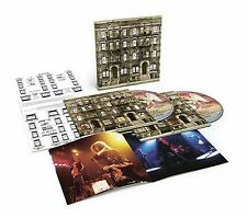 LED ZEPPELIN - PHYSICAL GRAFFITI: REMASTERED 2CD ALBUM SET (February 23rd)